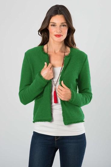 Paris Textured Jacket