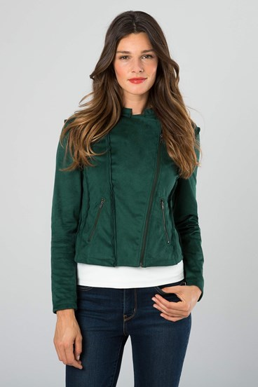 Alexa Zip Jacket