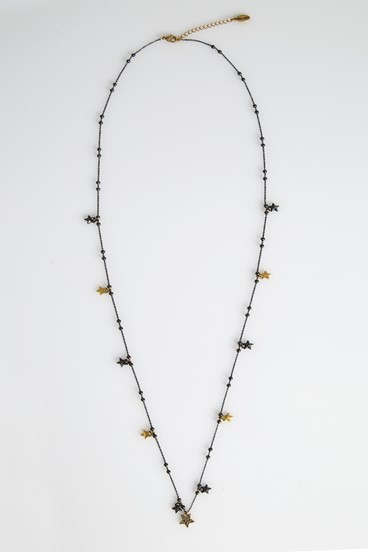 Star & Bead Necklace