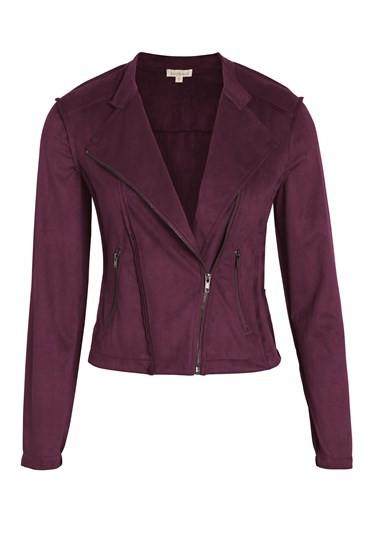 Alexa Zip Jacket