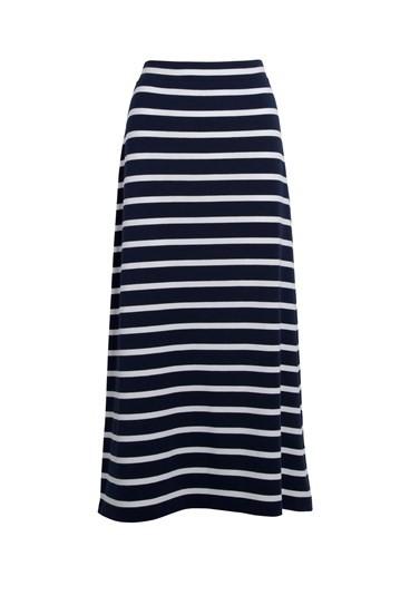 Stripe Weekend Skirt