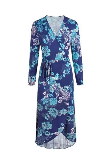 Suki Wrap Dress