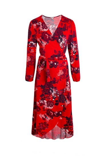 Suki Wrap Dress