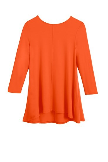 Diane Swing Top 3/4 Sleeve