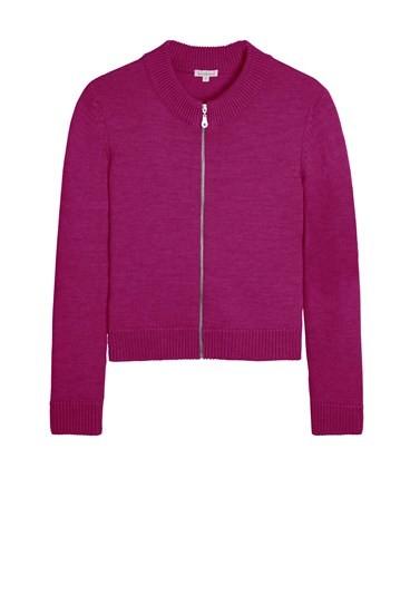 Merino Zip Jacket