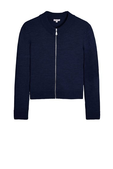 Merino Zip Jacket