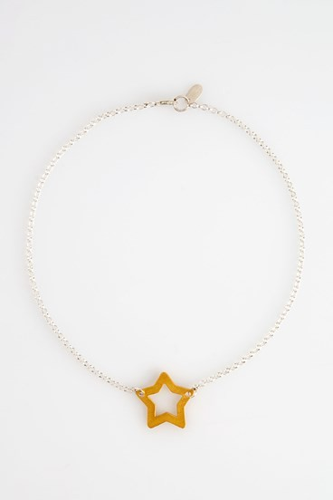 Superstar Necklace Gold