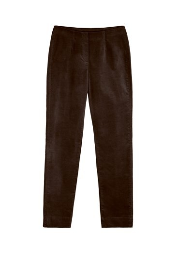 Marie Velour Trousers