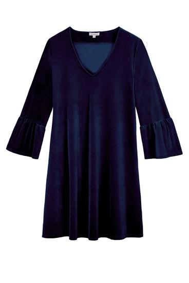 Freya Velvet Dress