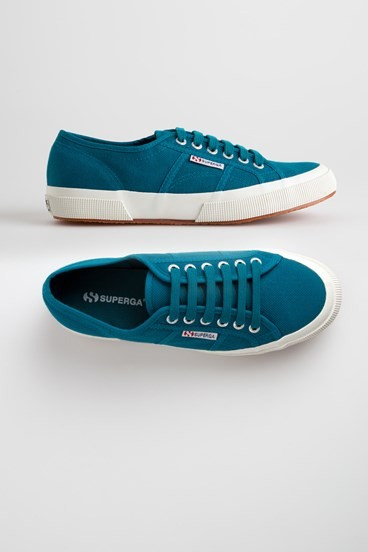 Superga Canvas Trainers