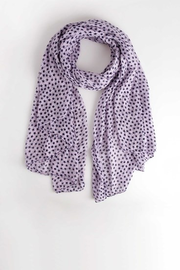 Tiny Star Scarf