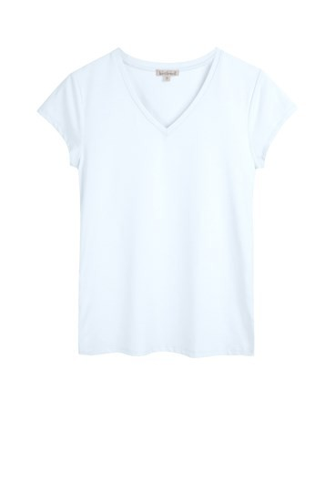 Cotton V-Neck
