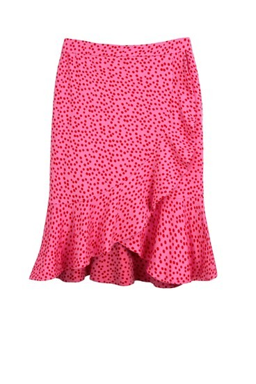 Sophie Spot Skirt