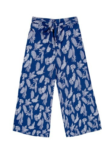Feather Culottes