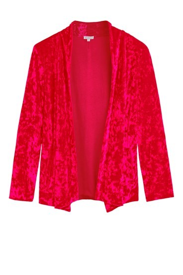 Crushed Velvet Jacket