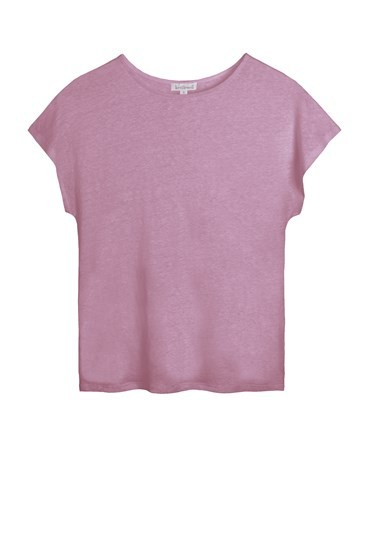 Charli Linen Top