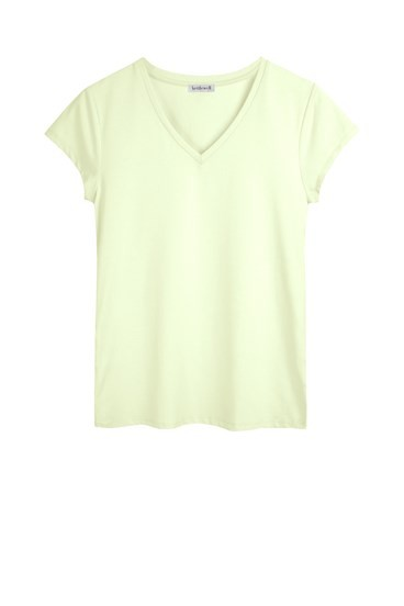 Cotton V-Neck