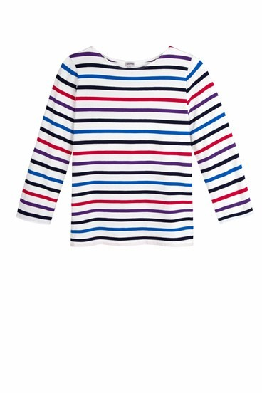 Multi Stripe Breton