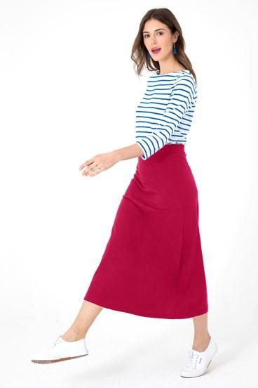 Cotton Weekend Skirt