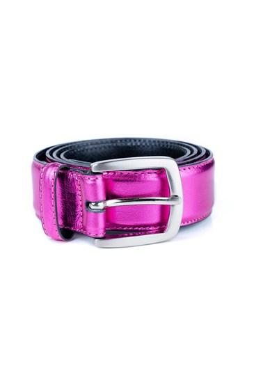 Classic Metallic Belt