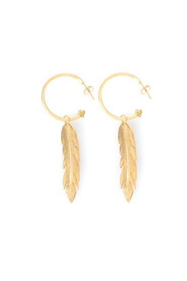 Free Spirit Earrings Gold