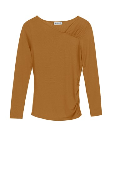 Asymmetric Long Sleeve