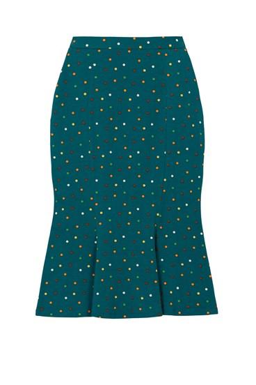 Ella Spot Skirt