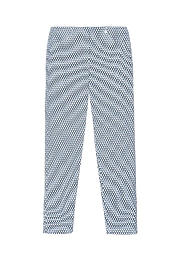 Geo Print Bella Trousers
