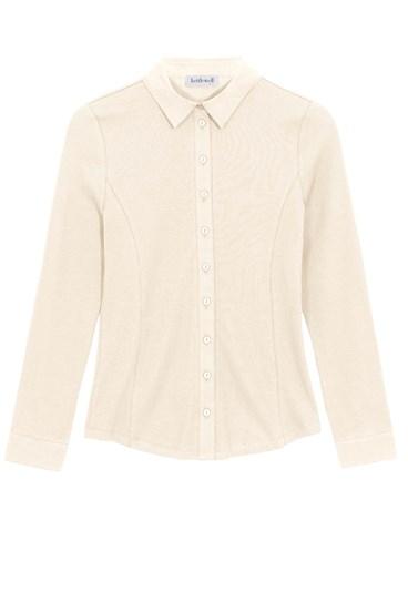 Cotton Rib Shirt
