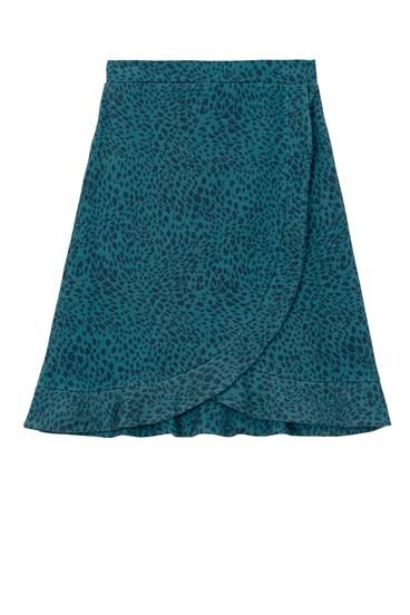 Millie Jacquard Skirt
