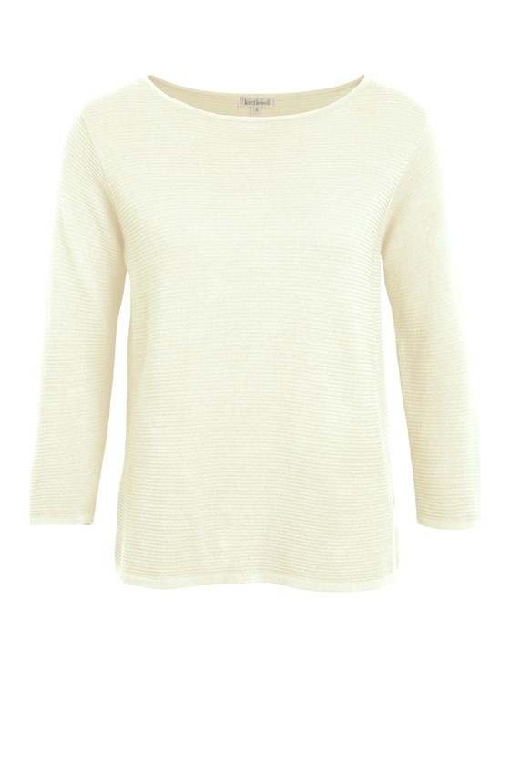 ​Cotton Rib Jumper