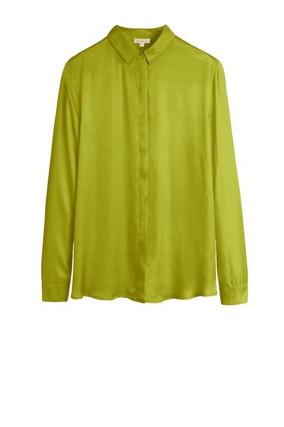 Susie Silk Shirt