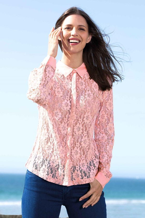 Verity Lace Blouse