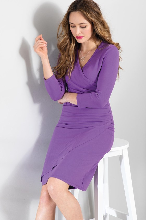 Arabella Dress 3/4 Sleeve