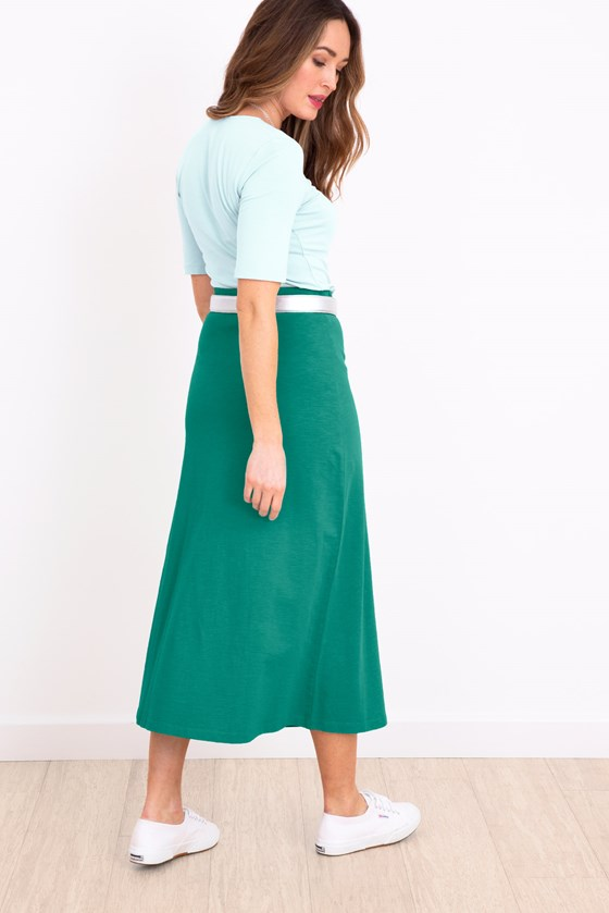 Cotton Weekend Skirt