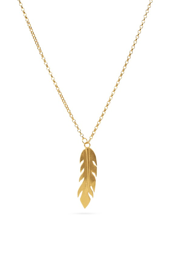 Hope Necklace Gold