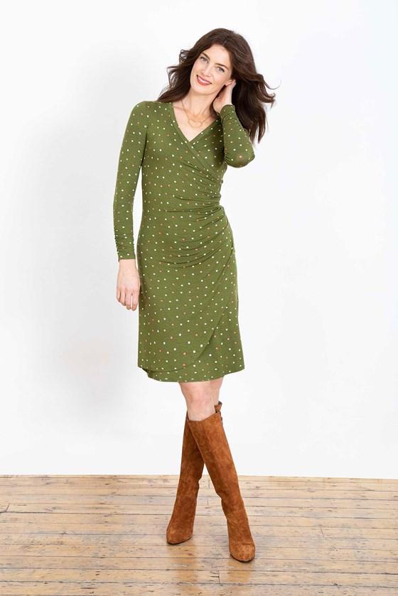 Print Arabella Dress