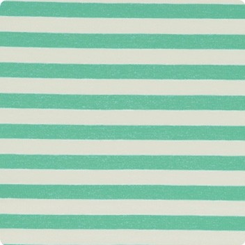 Aquagreen narrow stripe