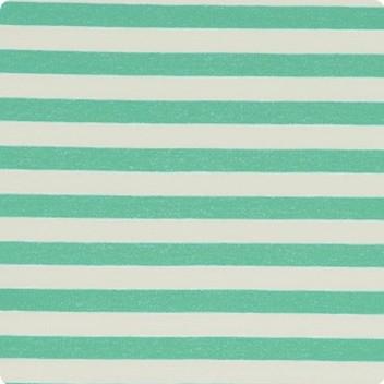 Aquagreen narrow stripe