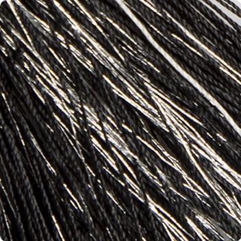 Black & Silver Sparkle