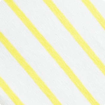 Canary Yellow Stripe