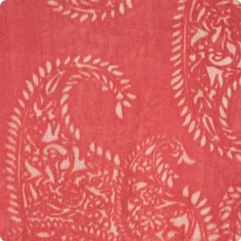 Coral Rose Print