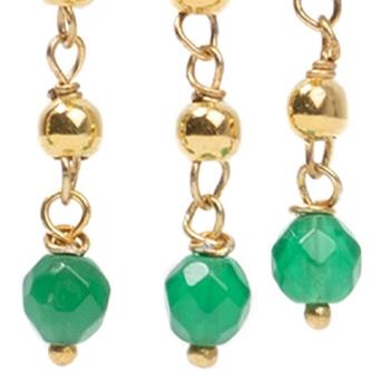 Gem Green & Gold