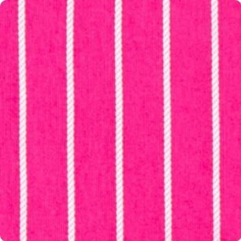 Hot Pink Pinstripe