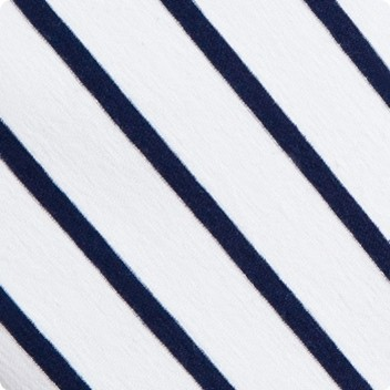 Navy Breton Stripe