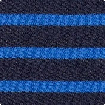 Navy & Cobalt Blue