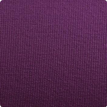 Plum Purple & Silver