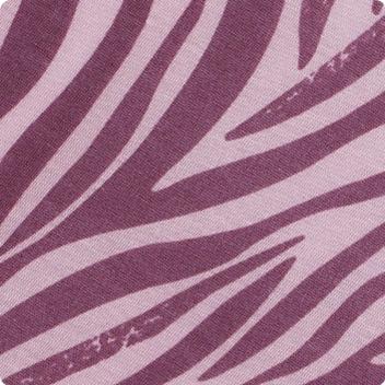 Petal Pink Zebra