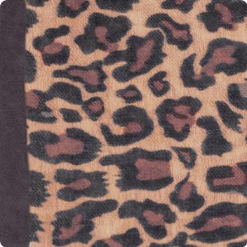 Rich Brown Leopard