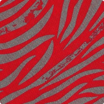 Tango Red Zebra